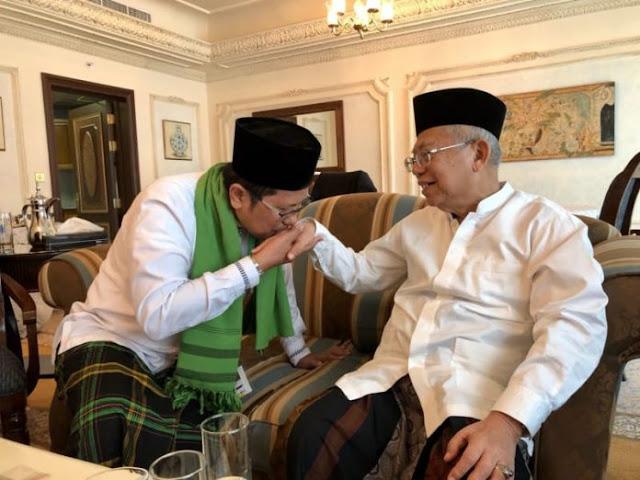 Ketua MUI Sebut Rencana Laporkan Sukmawati Sesuai Arahan Ma'ruf Amin