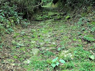Estrada de Pedra, Candelária (RS)