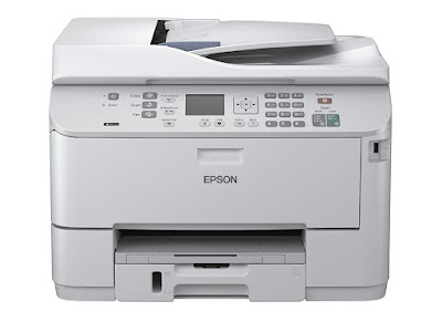 Robust and professional design for business environments Epson WP-M4595DNF Driver Downloads