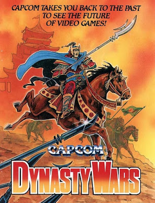 Portada videojuego Dynasty Wars