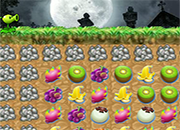 Plants Vs Zombies Fruit Match