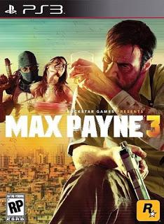 Max Payne 3 PS3 PT-BR Torrent
