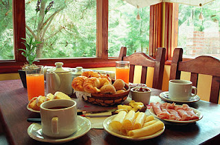 Lo que nos aporta el desayuno