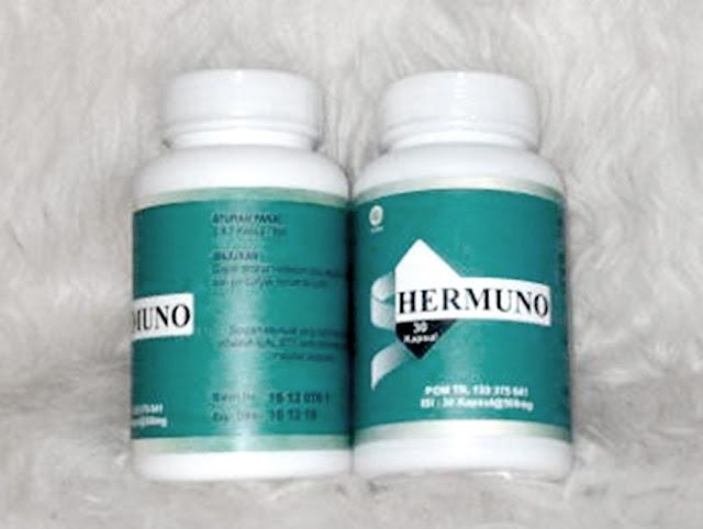 Hermuno Obat Herbal Kanker Melawan Parasit 100% Asli