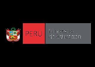 Ministerio de Educación del Perú Logo Vector