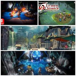 Eiyuden Chronicle : Hundred Heroes akan Menjadi Tandingan game Suikoden