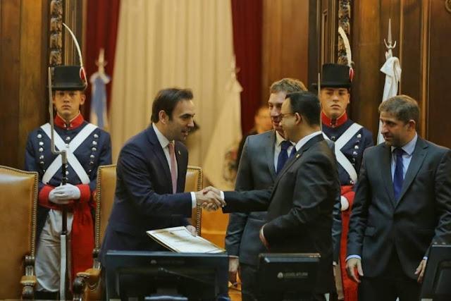 Anies Bersama Pemimpin Dunia