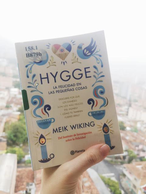 Hygge: La felicidad en las pequeñas cosas (Meik Wiking)