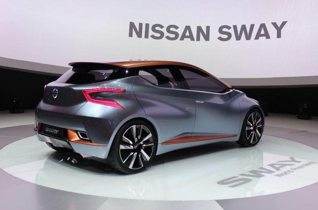 2017 Nissan Micra Spesifications