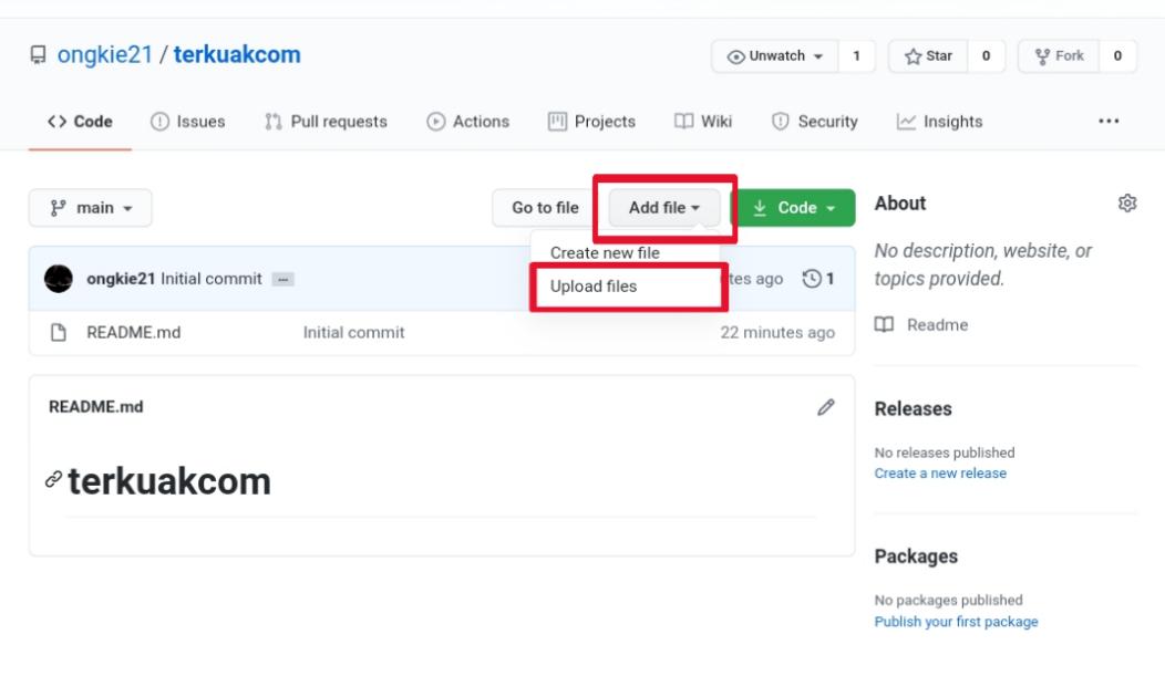 Add upload file GitHub