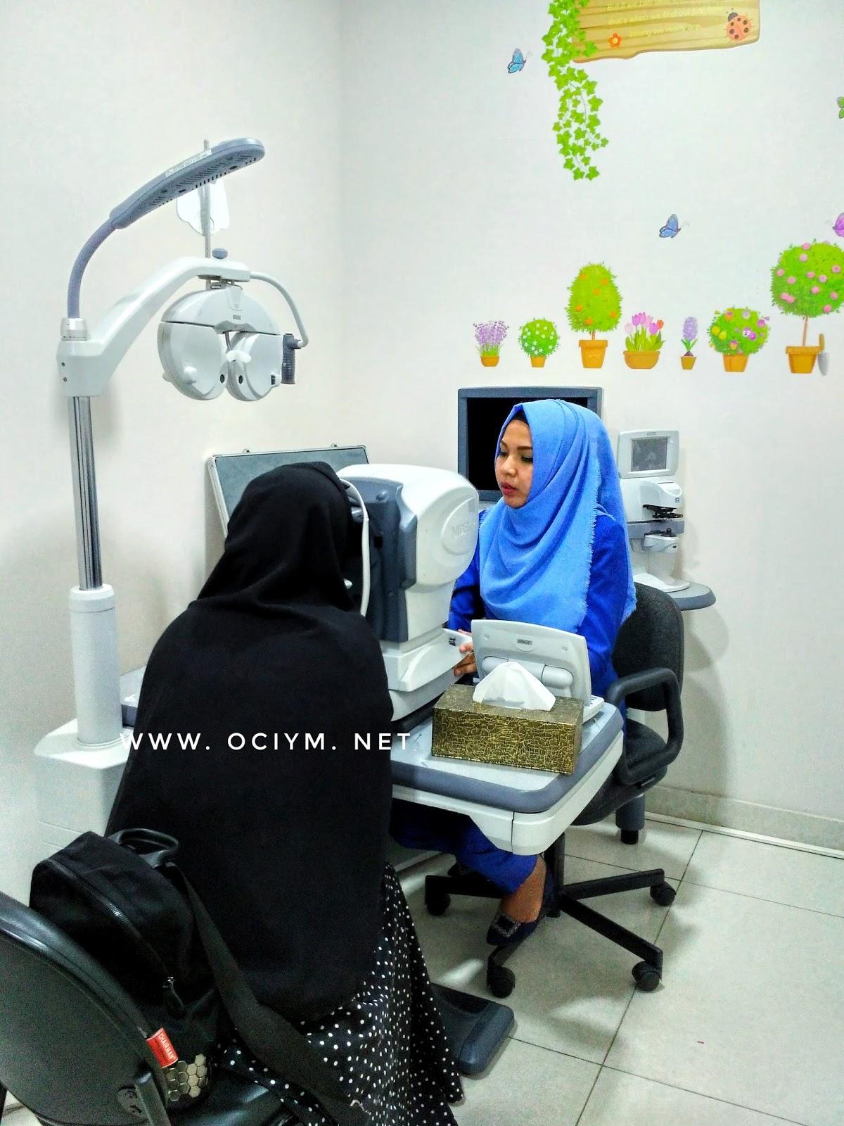 Periksa Mata Di Rumah Sakit Mata Smec Pekanbaru Saat Ummi Berbagi