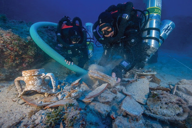 Second phase of 2016 Antikythera Shipwreck expedition underway
