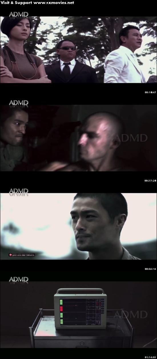 Clash 2009 Hindi Dubbed 720p HDRip
