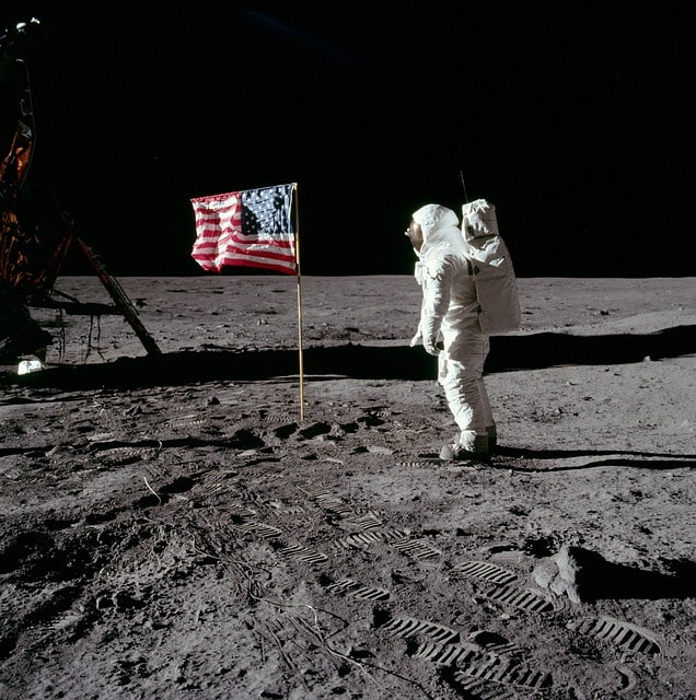Conspiracy Theory About Moon Landing