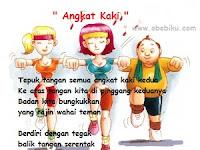 Angkat Kaki - Indonesian Kids Song