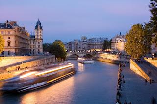 Paseo por el río Sena, que ver en paris en 3 dias