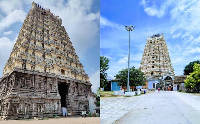 kanchipuram kamakshi amman temple history