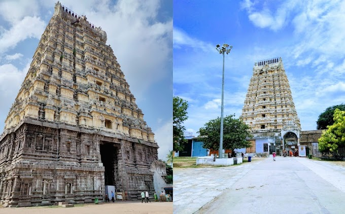 Kamakshi Amman Temple Kanchipuram - History & Timings