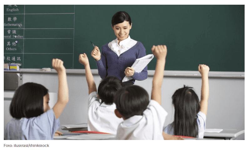 Download Lengkap Soal UTS/PTS Kelas 1 Semester 2 SD/MI Terbaru