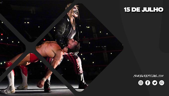 Replay: WWE Monday Night RAW 15/07/2019