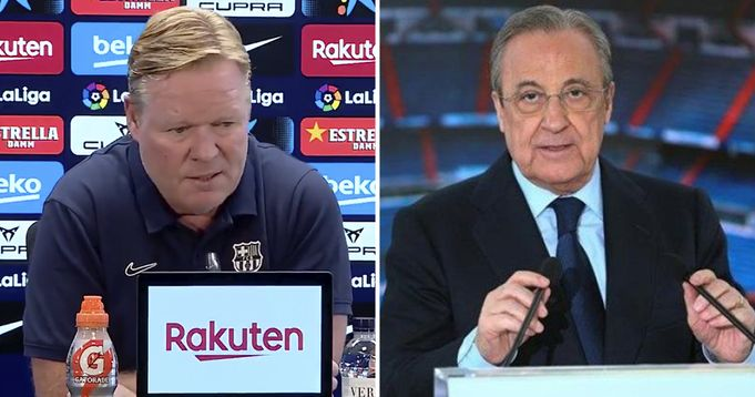 'Financially, we can't compete with other big clubs': Koeman speaks on Barca Transfer window