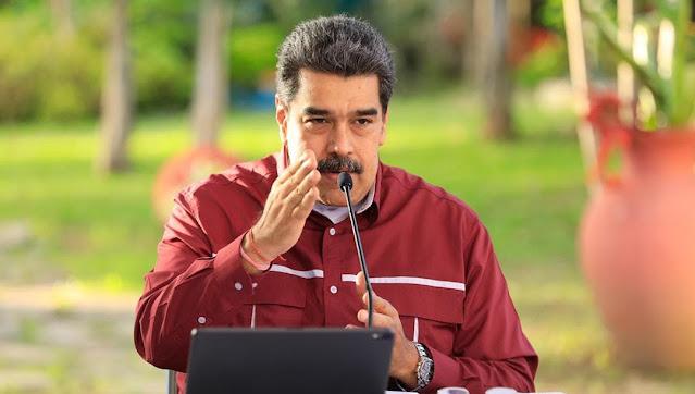 MADURO: LLEGARÁN 6.200.000 VACUNAS DE COVAX AL PAÍS