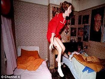 Η απίστευτη ιστορία της 11χρονης που αιωρούνταν πάνω από το κρεβάτι της!