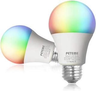 Smart LED Light Bulb 2.4G