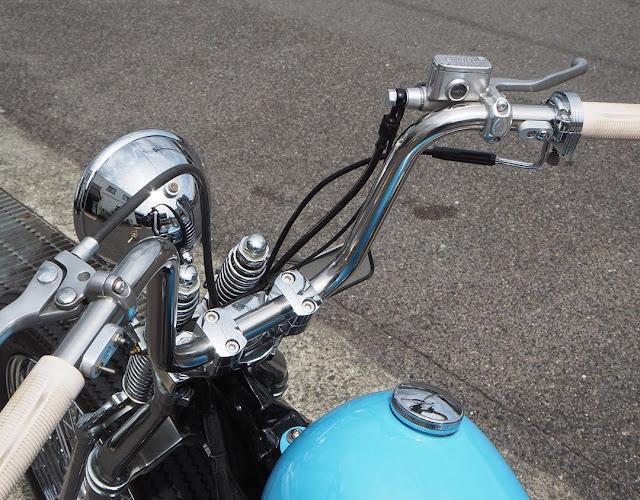 Harley Davidson By Sato Marine Cycles Hell Kustom