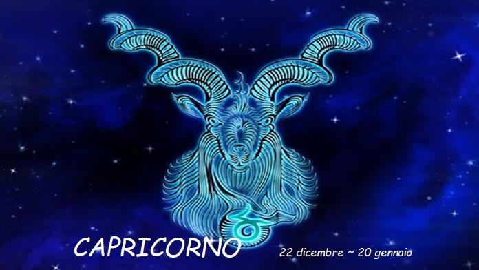 Oroscopo dicembre 2019 Capricorno