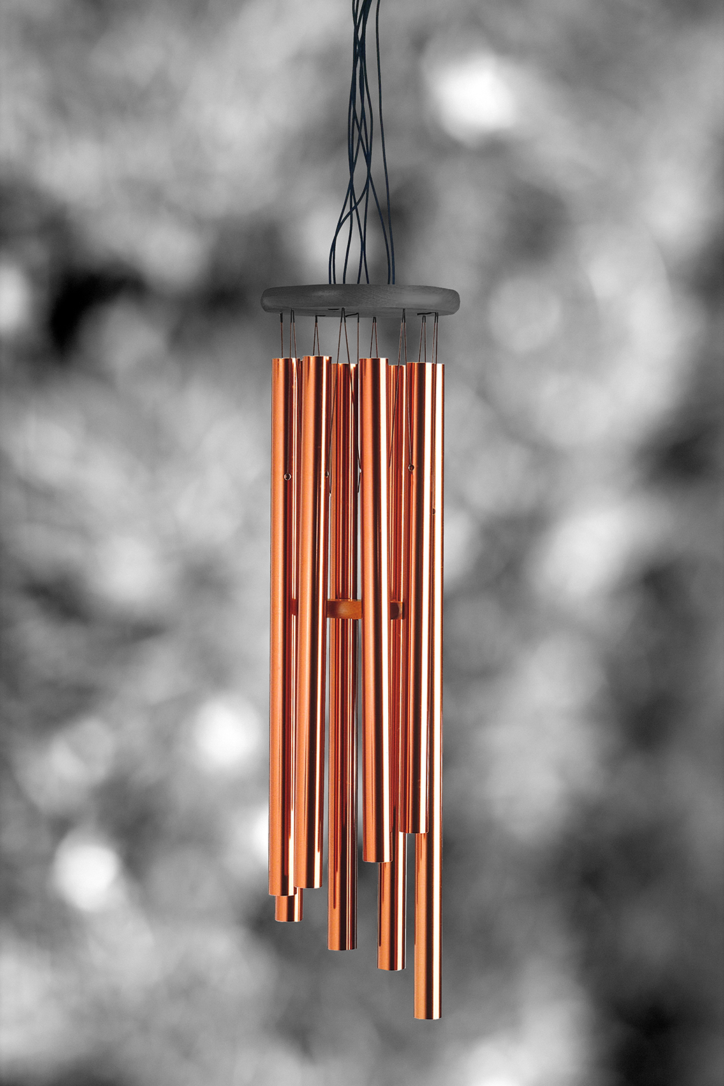 U201cWind Chimesu201d Is A Multichannel, Wind Powered Sound Installation Composed  For Prepared Copper Wind Chimes And Custom Electronics.