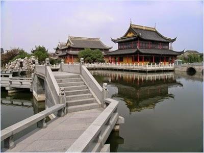 วัดเฉิงซู (Chengxu Taoist Temple)
