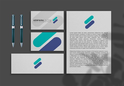Free Paper Branding and Stationery Mockup PSD Vol.1