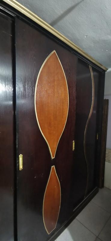 غرفة نوم شبابي دولاب جرار 2