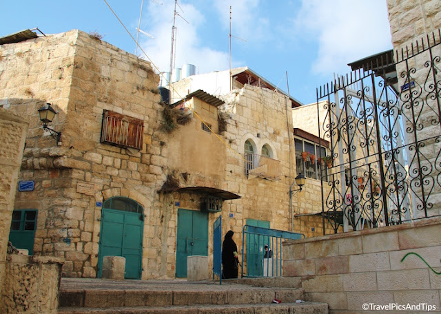 Escapade à Bethleem en Cisjordanie