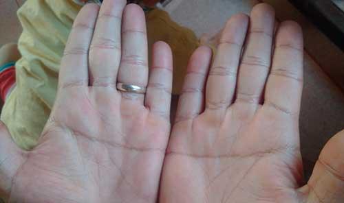 Xem tử vi bàn tay chữ nhất và vận mệnh người có bàn tay chữ nhất