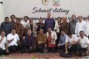 Bupati Wajo Menyampaikan Permintaan dan Keluhan Masyarakat di Komisi VI DPR RI