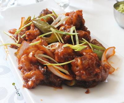 Krishnavilasam - Restaurant Review - Chennai - mushroom