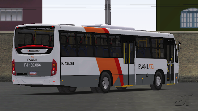 OMSI 2 - Marcopolo Torino S MB OF-1721 BT5