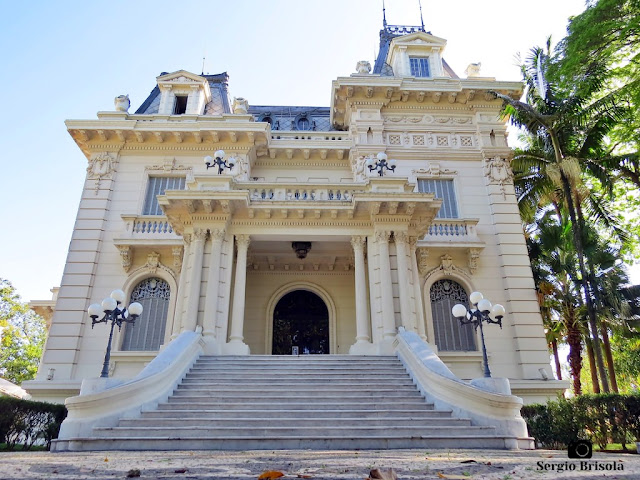 Palacete Violeta - Ipiranga - São Paulo