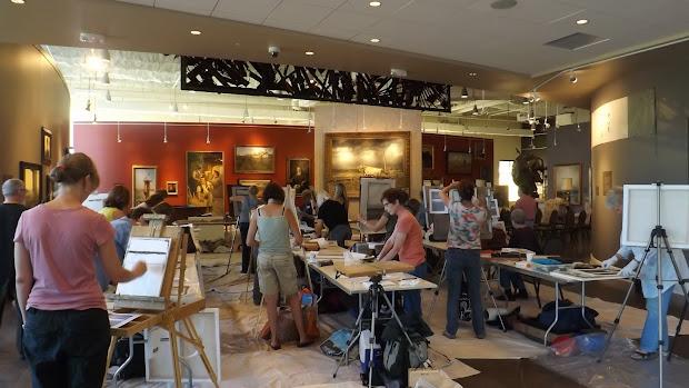 Art Workshops Painting