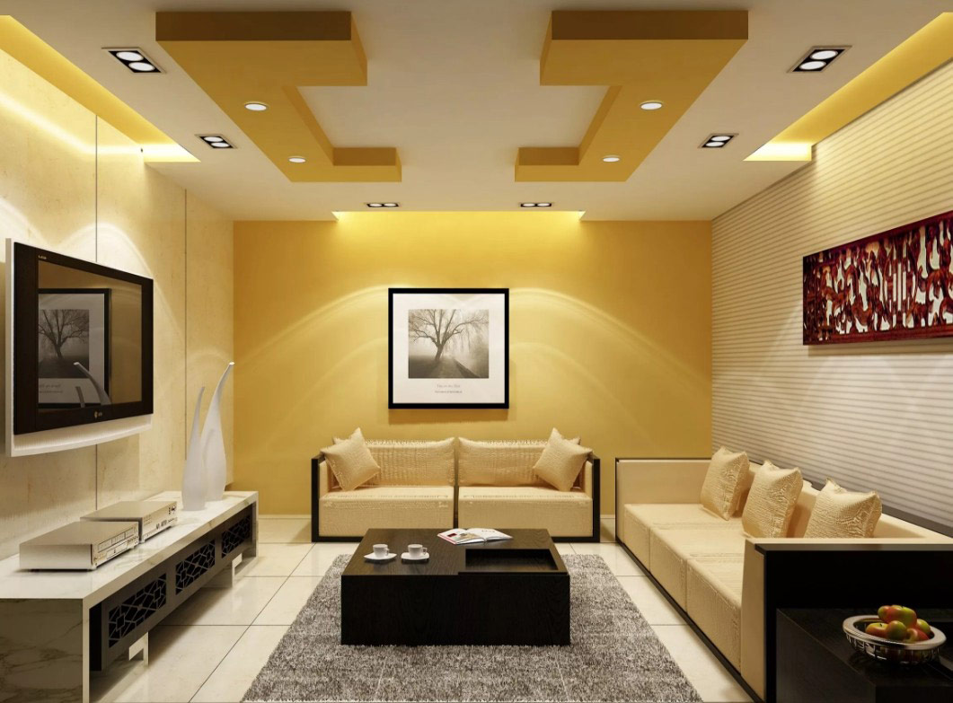 . Best 50 pop ceiling design for living room and hall 2019