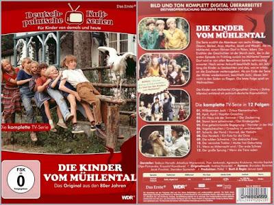 Urwisy z Doliny Młynów / Die Kinder vom Mühlental. 1985.