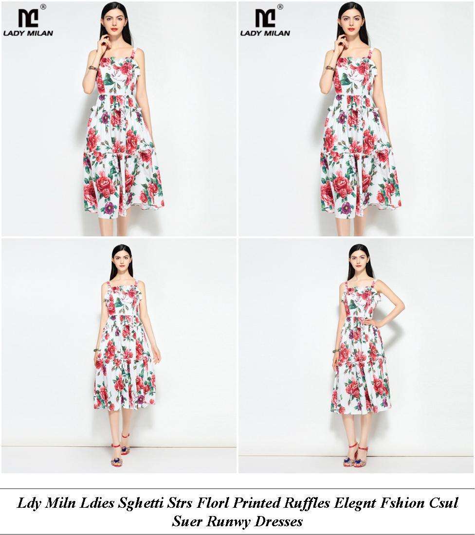 Plus Size Dresses - Women For Sale - Denim Dress - Cheap Clothes Online Uk