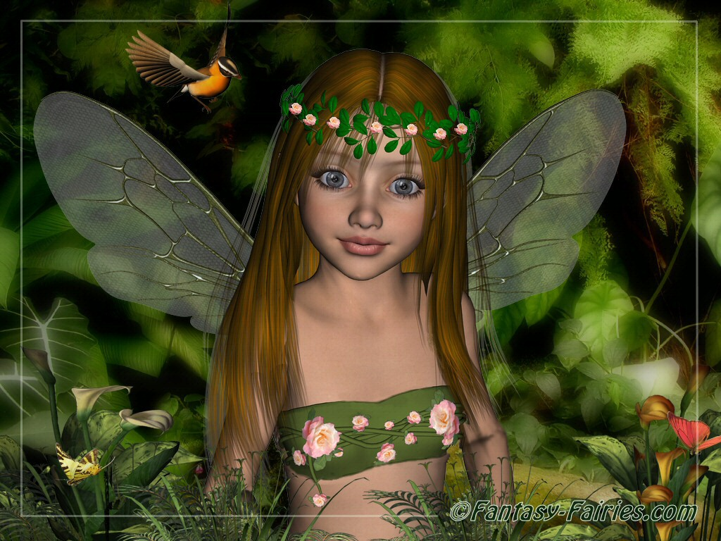 BeautiFull Wallpaper: BEAUTIFUL FAIRIES 1