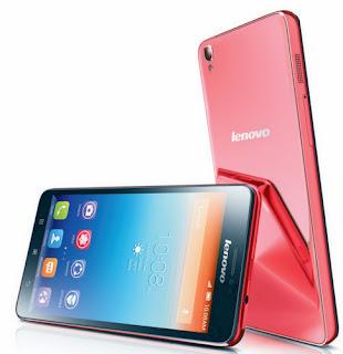 Harga Lenovo S850 Terbaru, Dibekali Kamera Selfie 5 MP