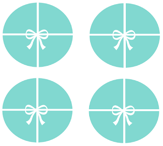 Tiffanys: Mini Kit para Baby Shower para Imprimir Gratis.