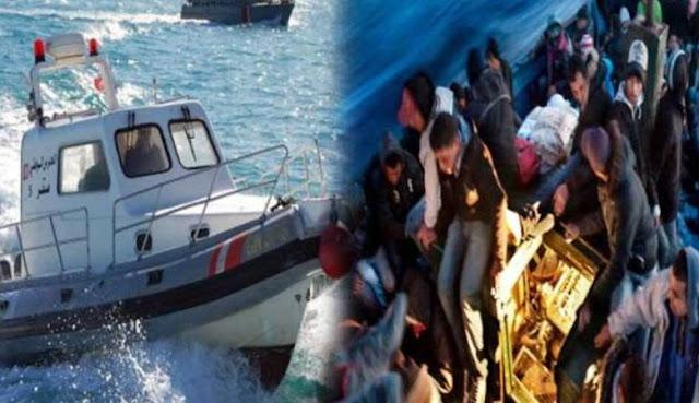المهدية : القبض على شبان اعتزموا الإبحار خلسة