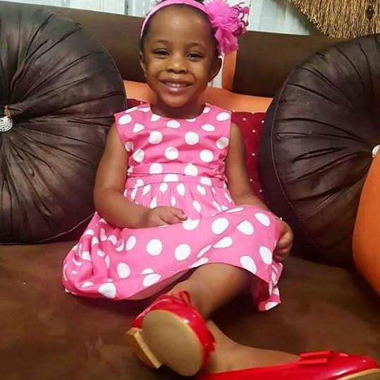 wasiu ayinde daughter