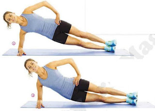 fitness workouts torch love handles tone stomach with 5
